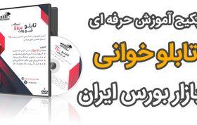پکیج آموزش تابلوخوانی حرفه ای بورس ایران